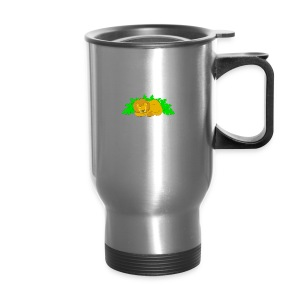 Sleeping Lion - Travel Mug
