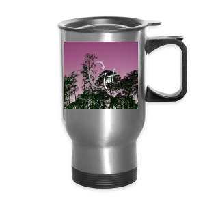 Pink Forest Gart - Travel Mug