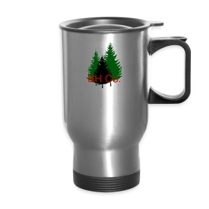 EVERGREEN LOGO - Travel Mug