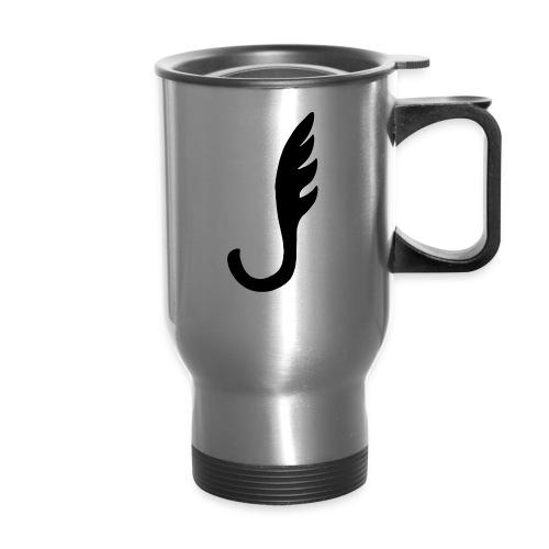 Jake T. Jansing Logo - Travel Mug