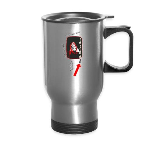 Mugs, Phone Cases, Buttons. Wooohooo! - Travel Mug
