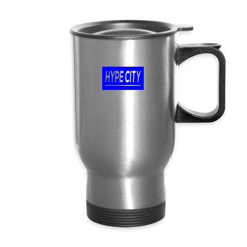 HypeCityLogo - Travel Mug