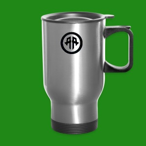 YT Logo B inside - Travel Mug