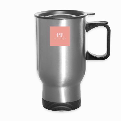 Pink Flamingo - Travel Mug