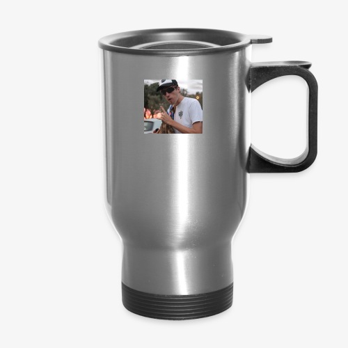 big man - Travel Mug