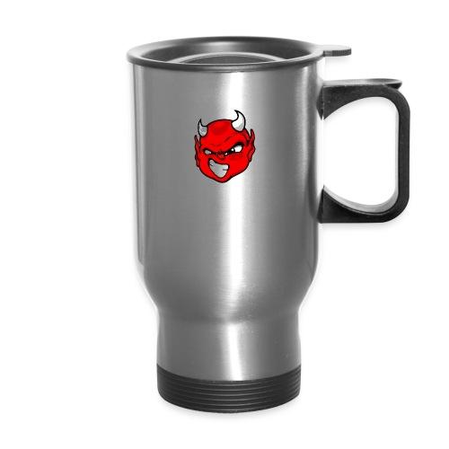 Rebelleart devil - Travel Mug