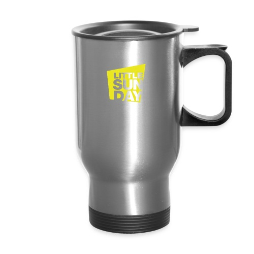 littleSUNDAY Official Logo - Travel Mug