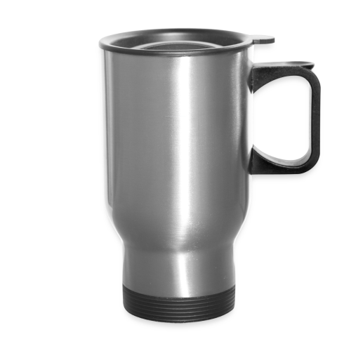 35DD Male White - Travel Mug