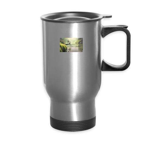 fishing - Travel Mug