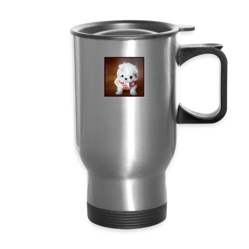 Snow ball - Travel Mug