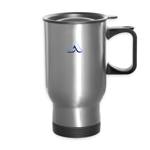 Aero logo 3D - Travel Mug