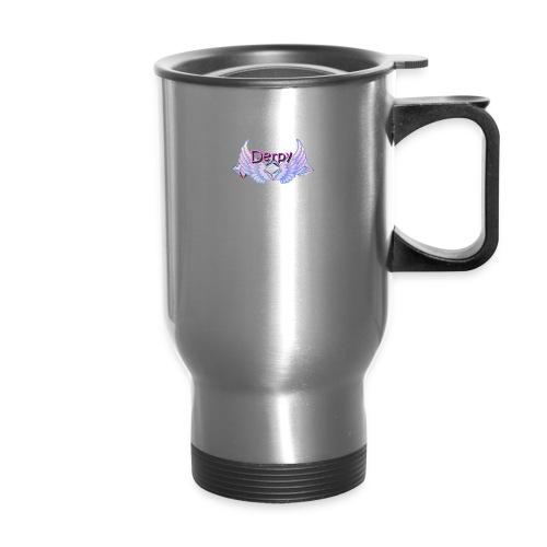 Derpy Main Merch - Travel Mug