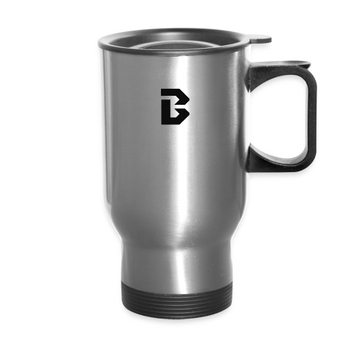 Click here for clothing and stuff - Travel Mug