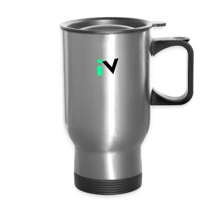 Isaac Velarde merch - Travel Mug