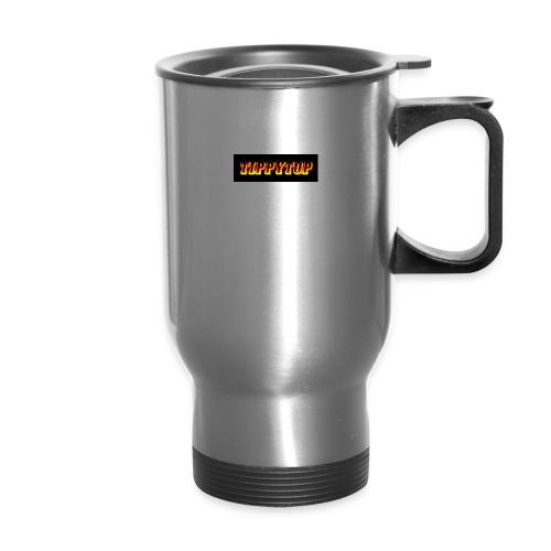 clothing brand logo - Travel Mug