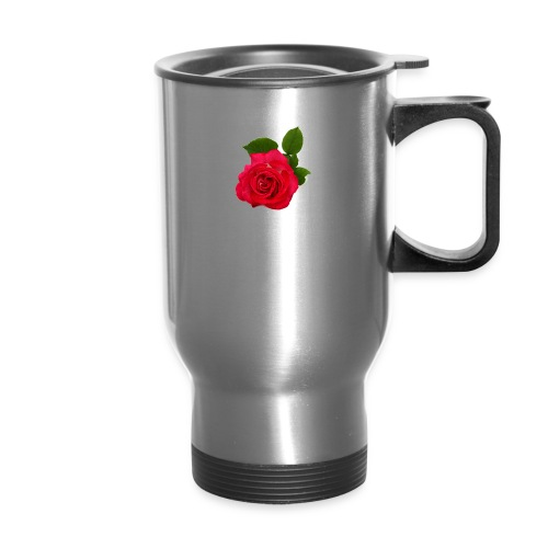 Flower power - Travel Mug