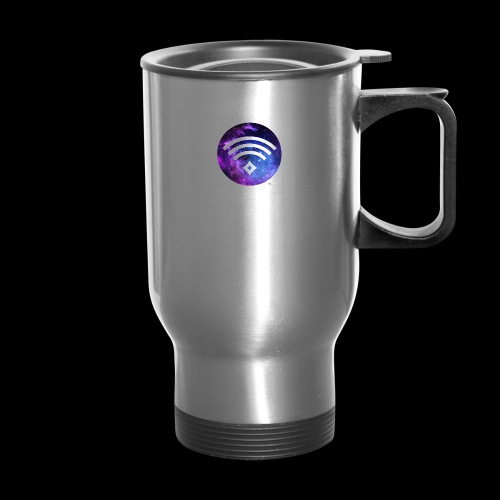 Divine Frequency of the Cosmos - Travel Mug