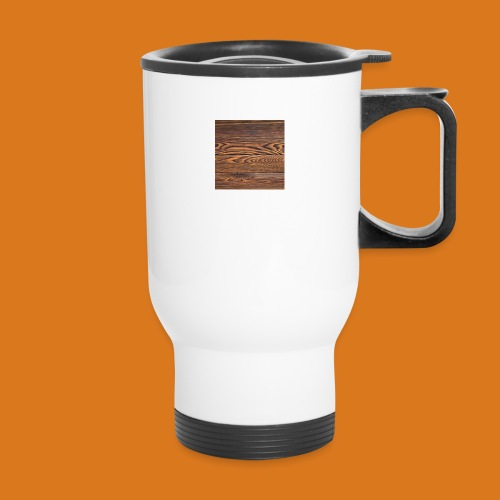 Rustic - Travel Mug with Handle
