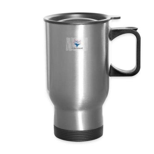 Charity Logo - Travel Mug