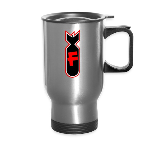Character Crusade Fbomb - Travel Mug