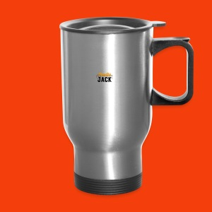 monster jack logo - Travel Mug