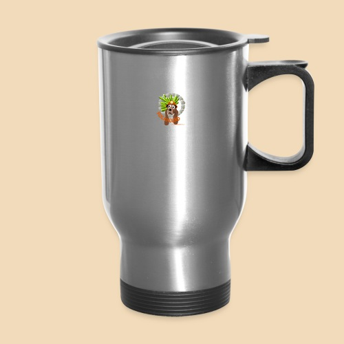 Rockhound reduce size4 - Travel Mug with Handle