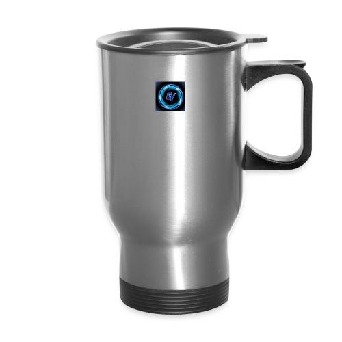 MY YOUTUBE LOGO 3 - Travel Mug