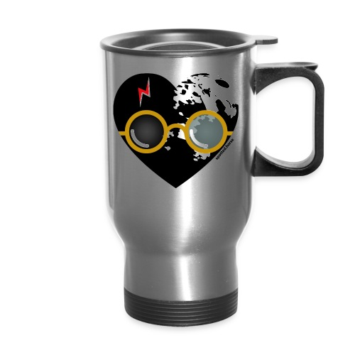 Spotted.Horse - Travel Mug