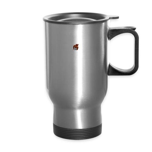 very dumb merch for under 1 dollar - Travel Mug