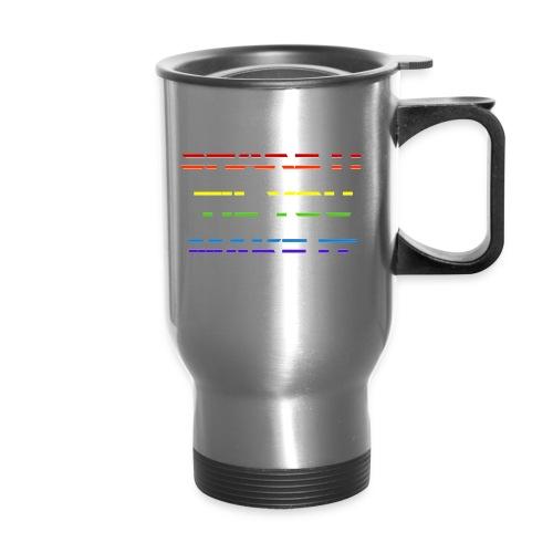 shake It Til You Make It - Travel Mug