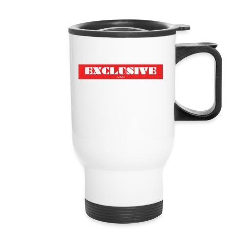 exclusive - Travel Mug