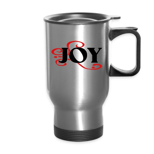 INTENTIONALLY INFUSED JOY - Travel Mug