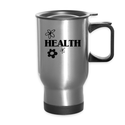 INTENTIONALLY INFUSED HEALTH - Travel Mug