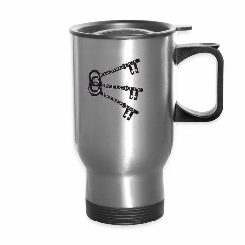 KEYS TO LIFE - Travel Mug