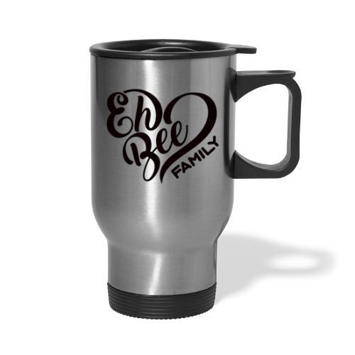 EhBeeBlackLRG - Travel Mug