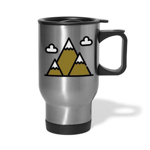 The Mountains - Travel Mug