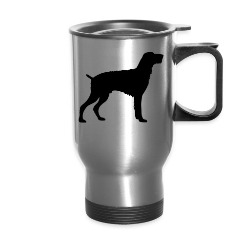 German Wirehaired Pointer - Travel Mug