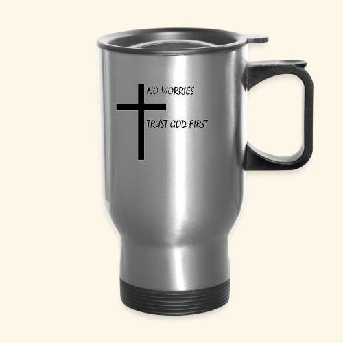 No Worries - Travel Mug