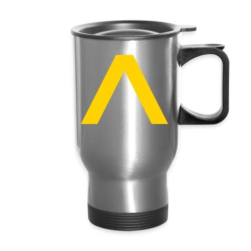 Global Adventure Chevron - Travel Mug