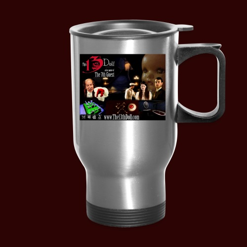 The 13th Doll Cast and Puzzles - Travel Mug