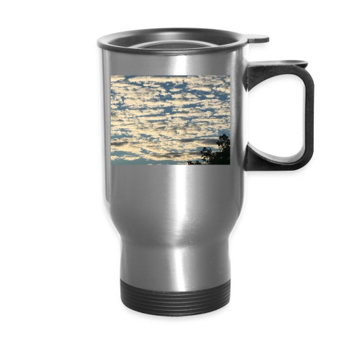 Clouds - Travel Mug