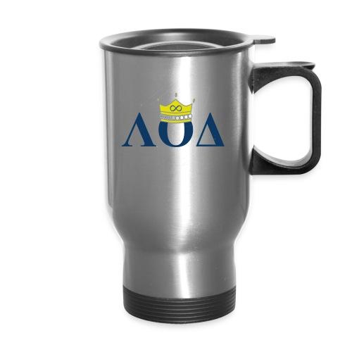 Crown Letters - Travel Mug