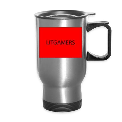 Litgamers merch - Travel Mug