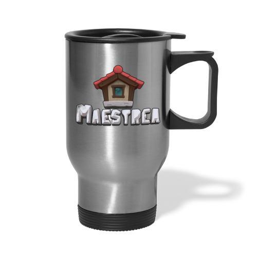 Maestrea Logo - Travel Mug