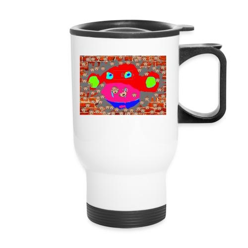 monkey by brax - Travel Mug with Handle