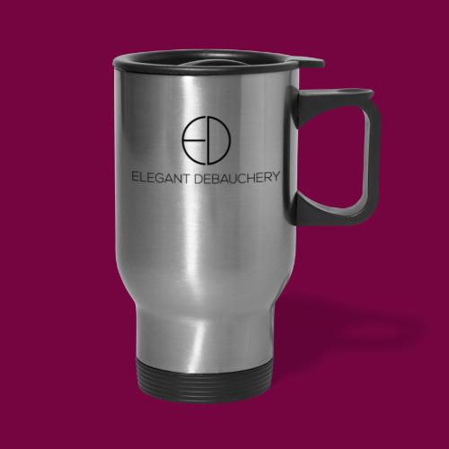 Elegant Debauchery - Travel Mug