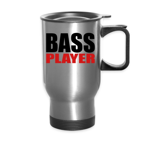 Bass Player - Travel Mug