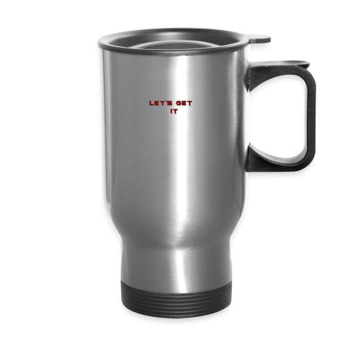 Let's Get It - Travel Mug