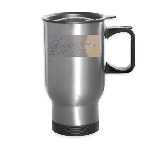 signature - Travel Mug
