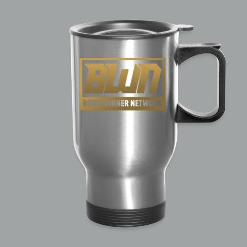 BWN (Gold) - Travel Mug